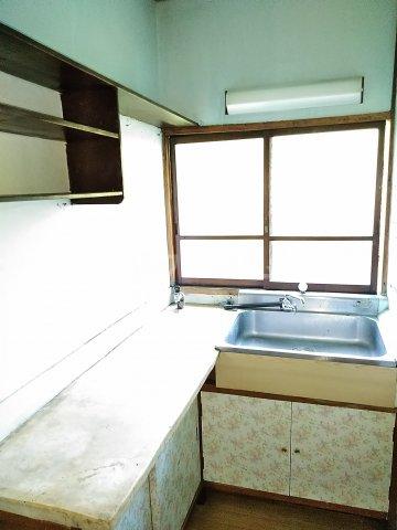 添田荘アパート 10号室のキッチン