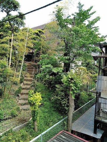 添田荘アパート 10号室の景色
