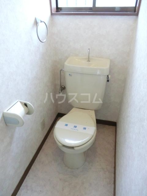 ビューテラスの洗面所