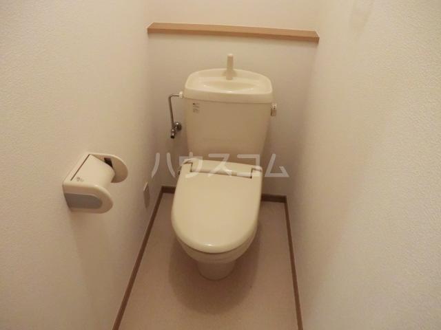 ビューテラスのトイレ