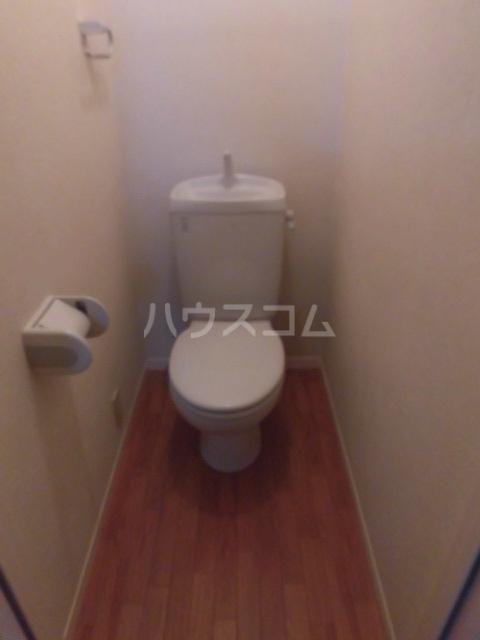 Sunny Moon 106号室のトイレ