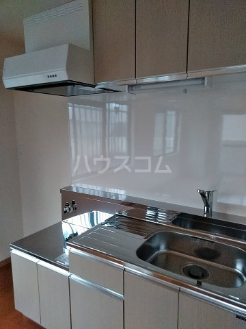 アルシュセマ 306号室のキッチン