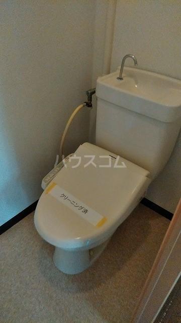 ドミール・ヤマノウチのトイレ