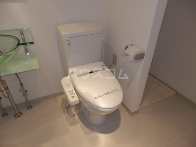 リブシス浦和 503号室のトイレ