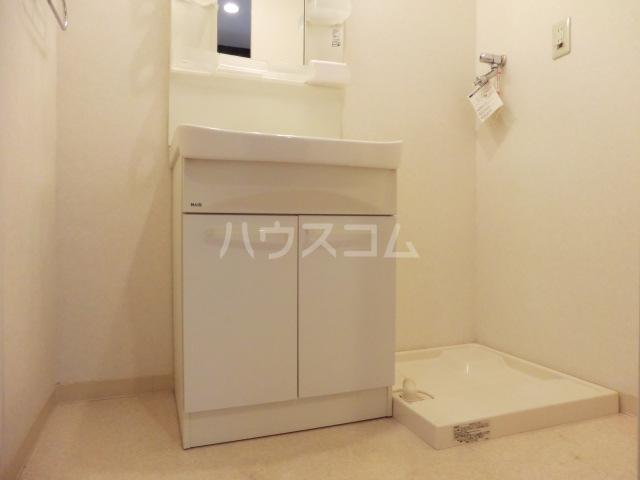 Comodo Vita 802号室の洗面所