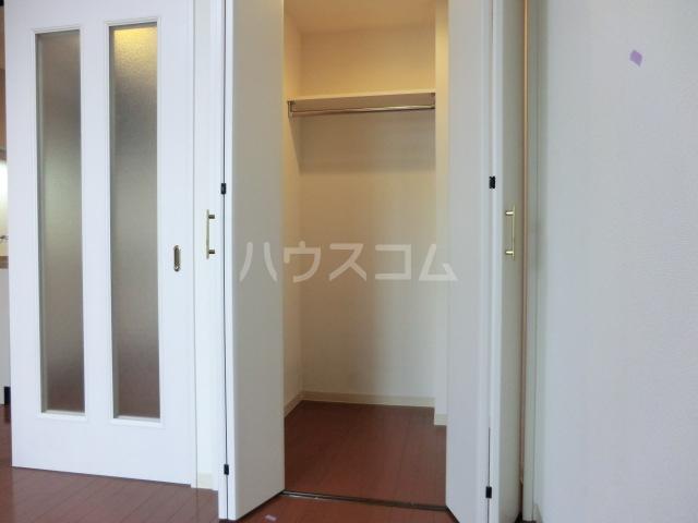 Comodo Vita 802号室の収納