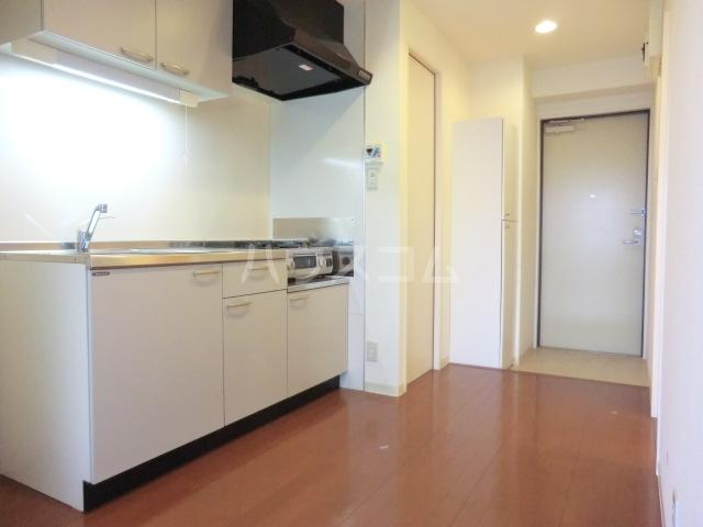 Comodo Vita 802号室のキッチン