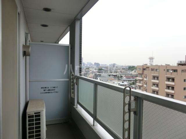 Comodo Vita 802号室のバルコニー
