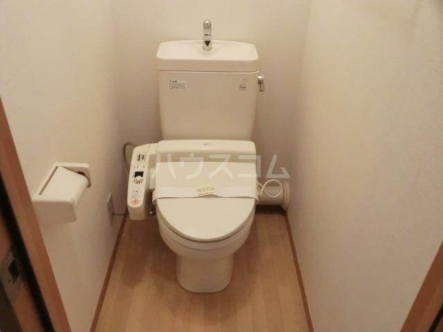 OAK HOUSE 105号室のトイレ