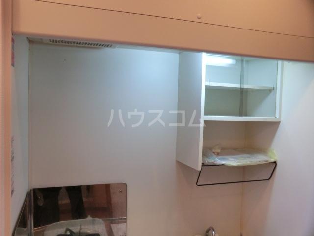 OAK HOUSE 105号室のキッチン
