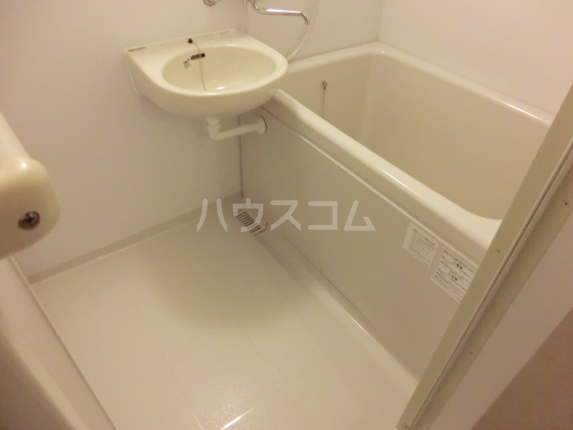 グリーンヒルA号棟 101号室の風呂