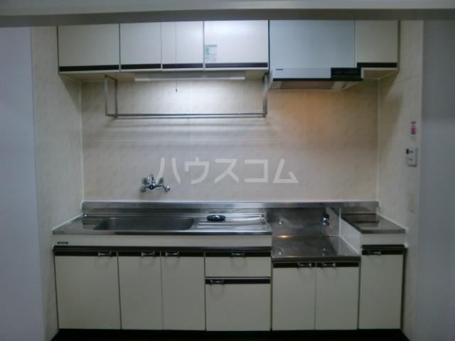 プリンシパル浦和 302号室のキッチン
