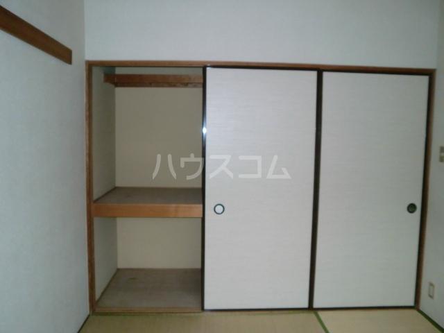 プリンシパル浦和 302号室の収納