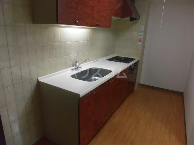 レジデンス浦和 202号室のキッチン