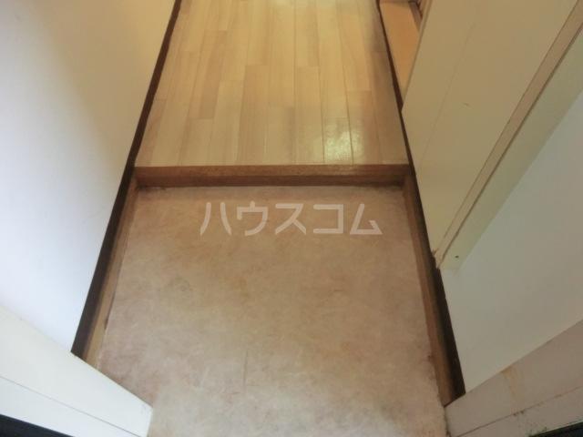 サニースポットⅢ 107号室の玄関