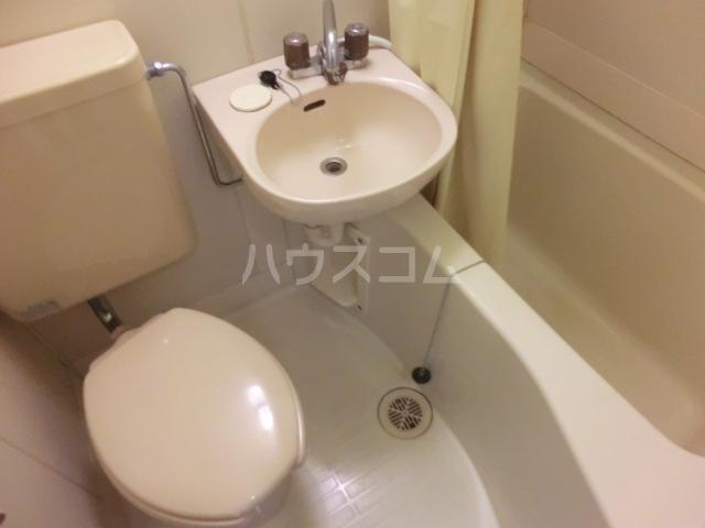 サニースポットⅢ 107号室の風呂