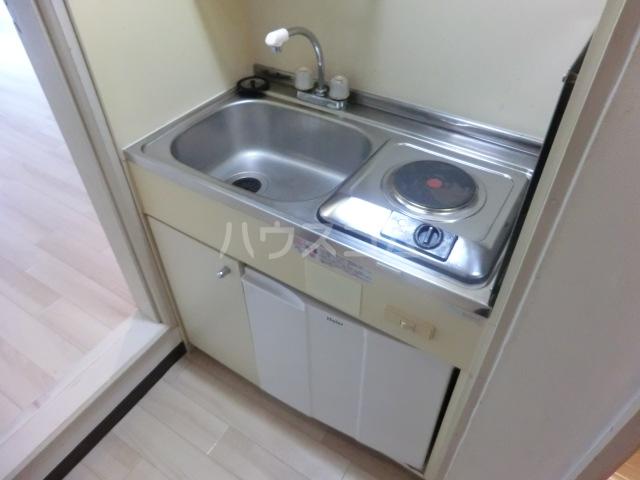 サニースポットⅢ 107号室のキッチン