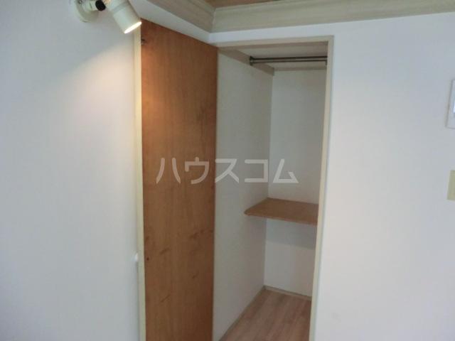 サニースポットⅢ 107号室の収納