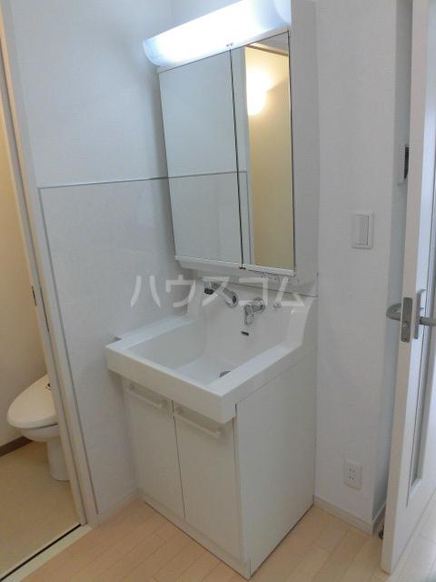 ラビエール常盤 505号室の洗面所