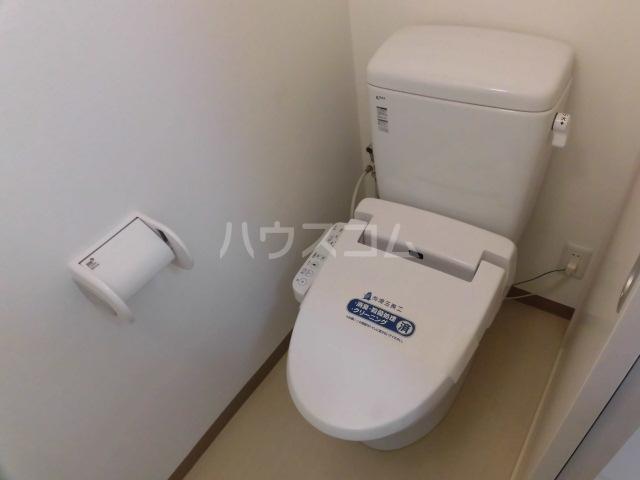 ラビエール常盤 505号室のトイレ
