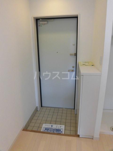 ラビエール常盤 505号室の玄関