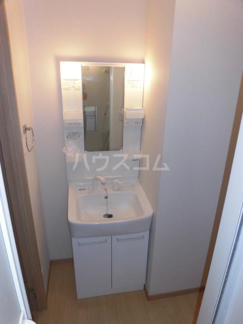 セントメゾン 202号室の洗面所