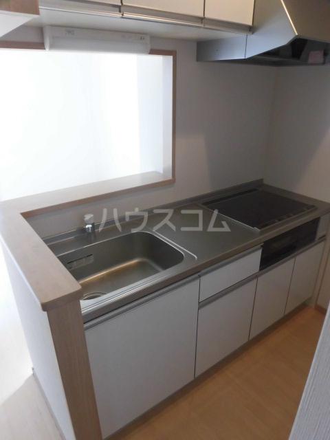 セントメゾン 202号室のキッチン