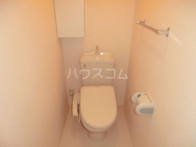 コンフォルト元町のトイレ