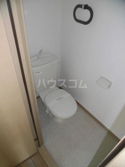 レジデンス・ツジムラⅢ 101号室のトイレ