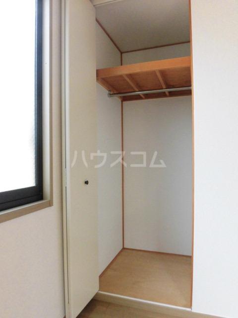 レジデンス・ツジムラⅢ 101号室の収納