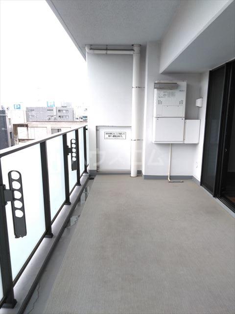 シティハウス浦和高砂 503号室のバルコニー