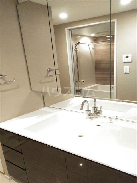 シティハウス浦和高砂 503号室の洗面所