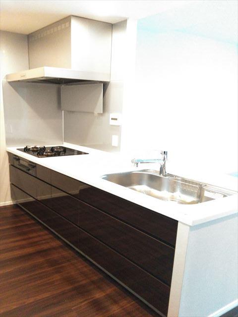 シティハウス浦和高砂 503号室のキッチン