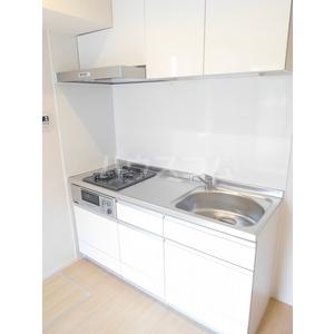 プランドール デュオ 102号室のキッチン