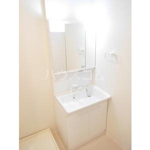 プランドール デュオ 102号室の洗面所