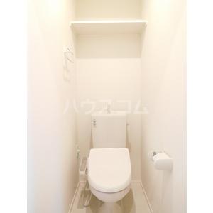 プランドール デュオ 102号室のトイレ