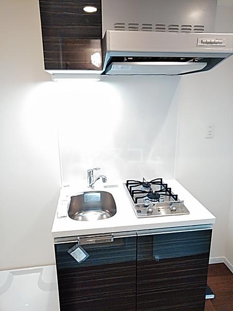 Auguri与野 3A号室のキッチン