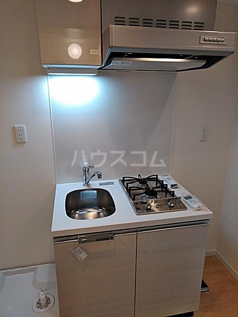 Auguri与野 A2号室のキッチン