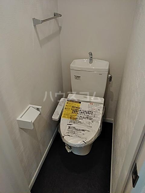 Auguri与野 A2号室のトイレ