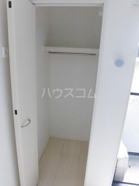Leap 103号室の収納