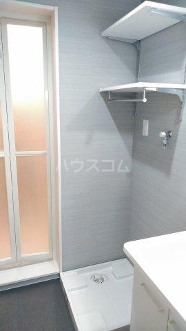 MARCH与野 102号室の洗面所
