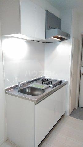 MARCH与野 203号室のキッチン