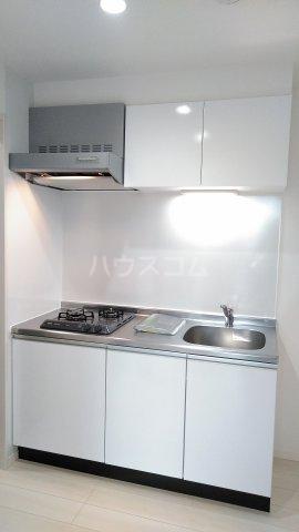 MARCH与野 301号室のキッチン