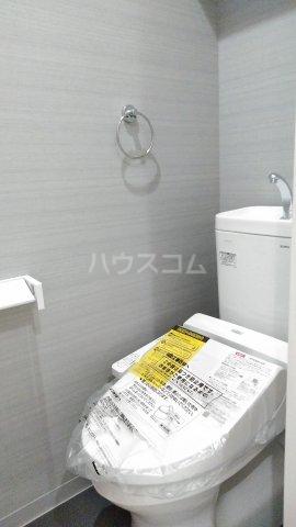 MARCH与野 301号室のトイレ