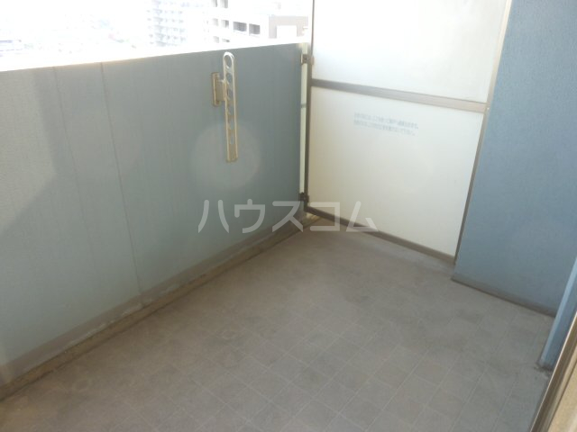 レジディア船橋Ⅱ 803号室のバルコニー