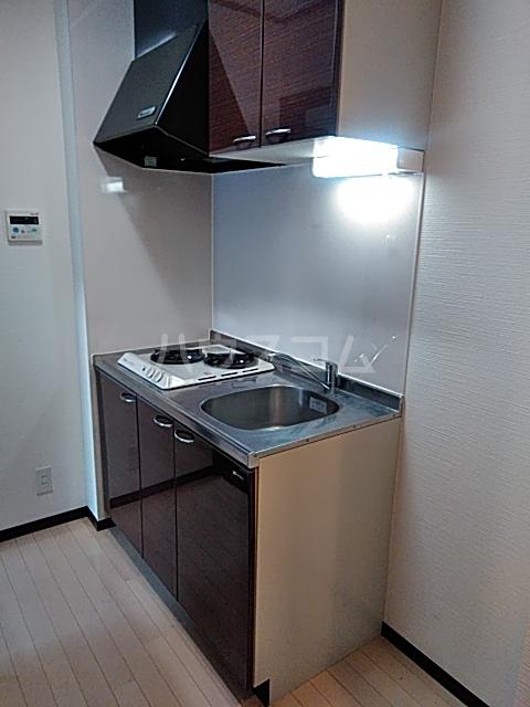 ル・ラフィーネ 101号室のキッチン