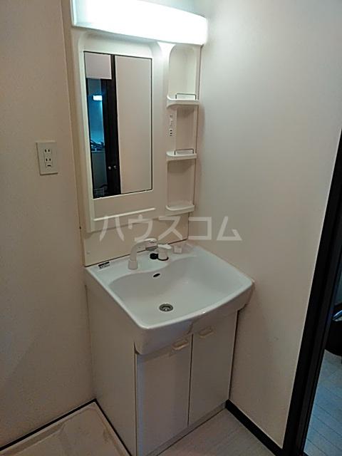 ル・ラフィーネ 101号室の洗面所