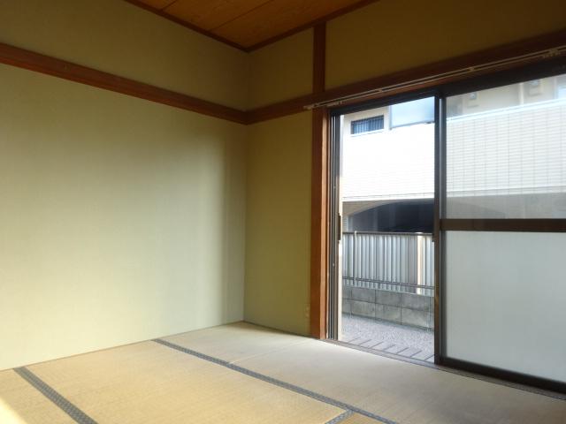 第三斉藤荘 102号室のベッドルーム