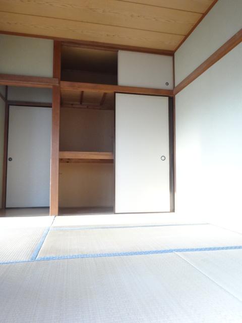 第三斉藤荘 102号室の収納