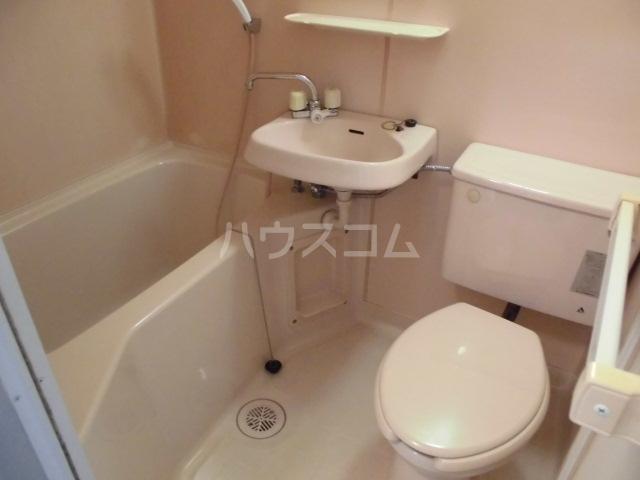 ハイツKOBA 202号室のトイレ